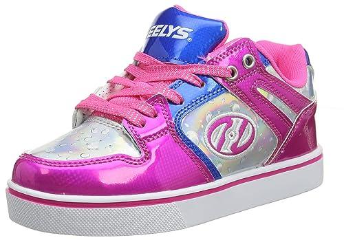 Heelys Motion 2.0 He100587, Zapatillas para Niñas: Amazon.es: Zapatos y complementos