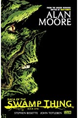 Saga of the Swamp Thing Book 1 Kindle Edition