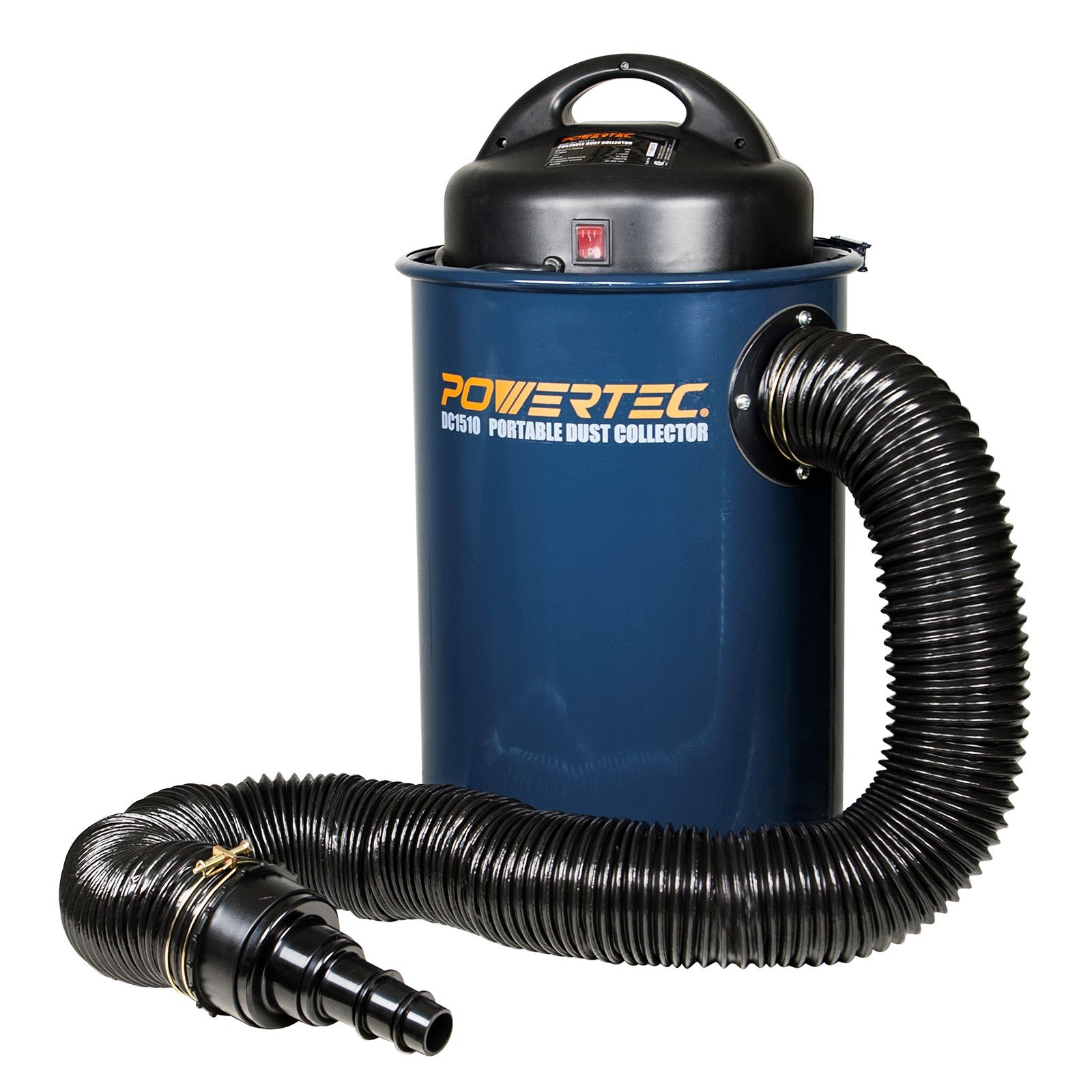 POWERTEC DC1510 Portable Dust Collector by POWERTEC