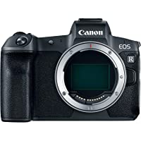 Canon EOS R Mirrorless Digital Camera (Body)