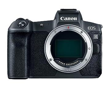 Amazon Com Canon Eos R Mirrorless Camera Body Camera Photo