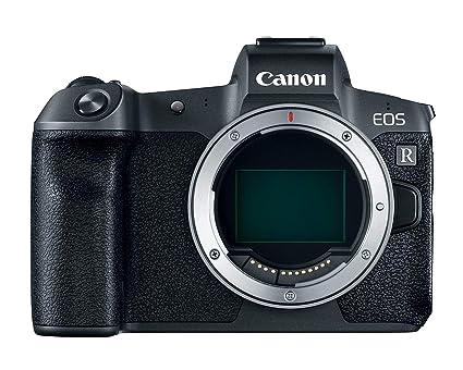 amazon com canon eos r mirrorless digital camera body only