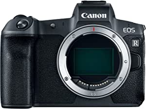 Canon Full Frame Mirrorless Camera [EOS R]| Vlogging Camera (Body) with 30.3 MP Full-Frame CMOS Sensor, Dual Pixel CMOS AF, Wi-Fi, and 4K Video Recording up to 30 fps