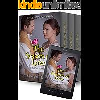 The Season Of Love: Regency Romance 3 Book Box Set