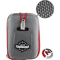 Navitech Pro Eva Hard Case/Cover for the Bushnell Tour V1, V2, V3, V4 Golf GPS Rangefinder with Caribina