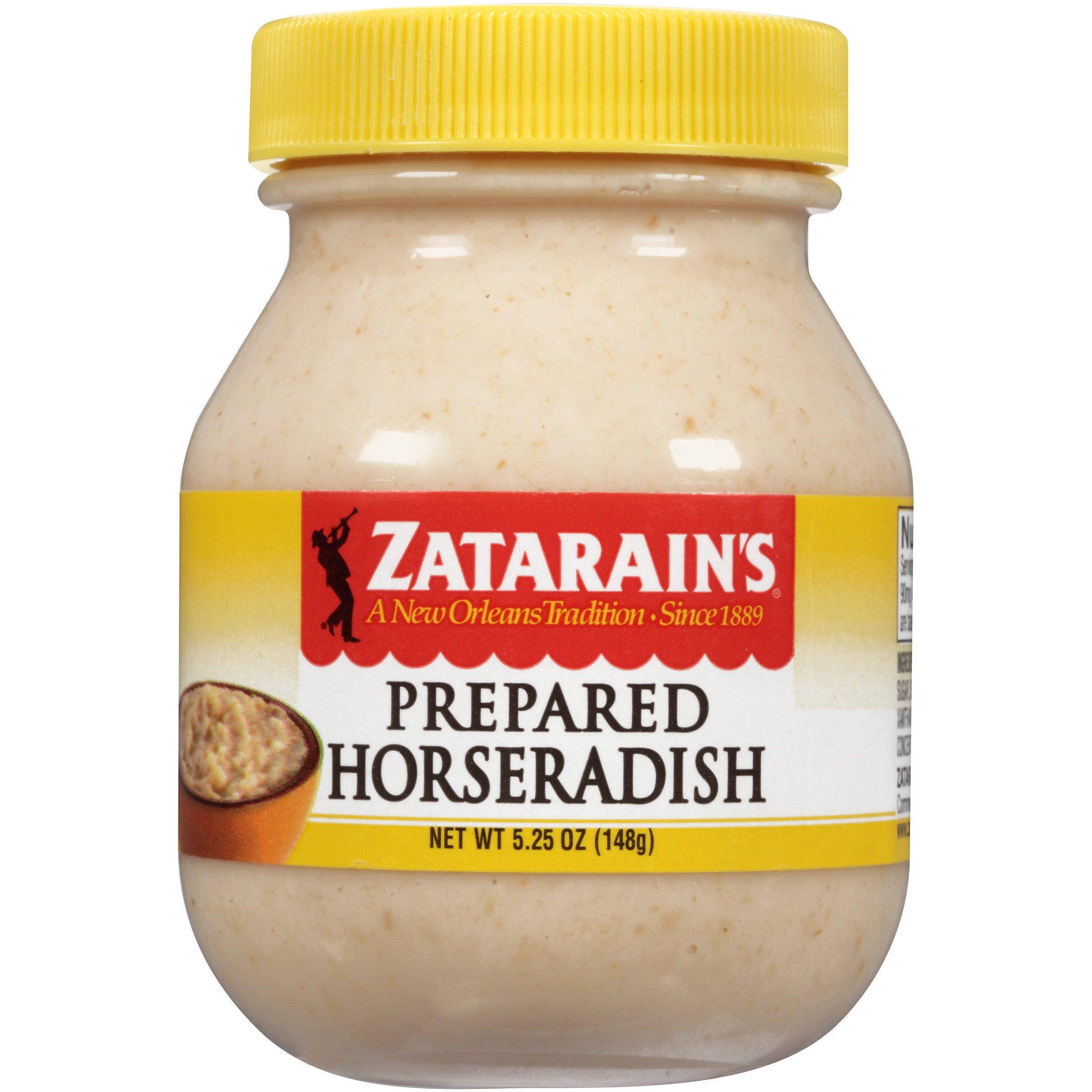Zatarain's Horseradish, 5.25 oz (Case of 12)