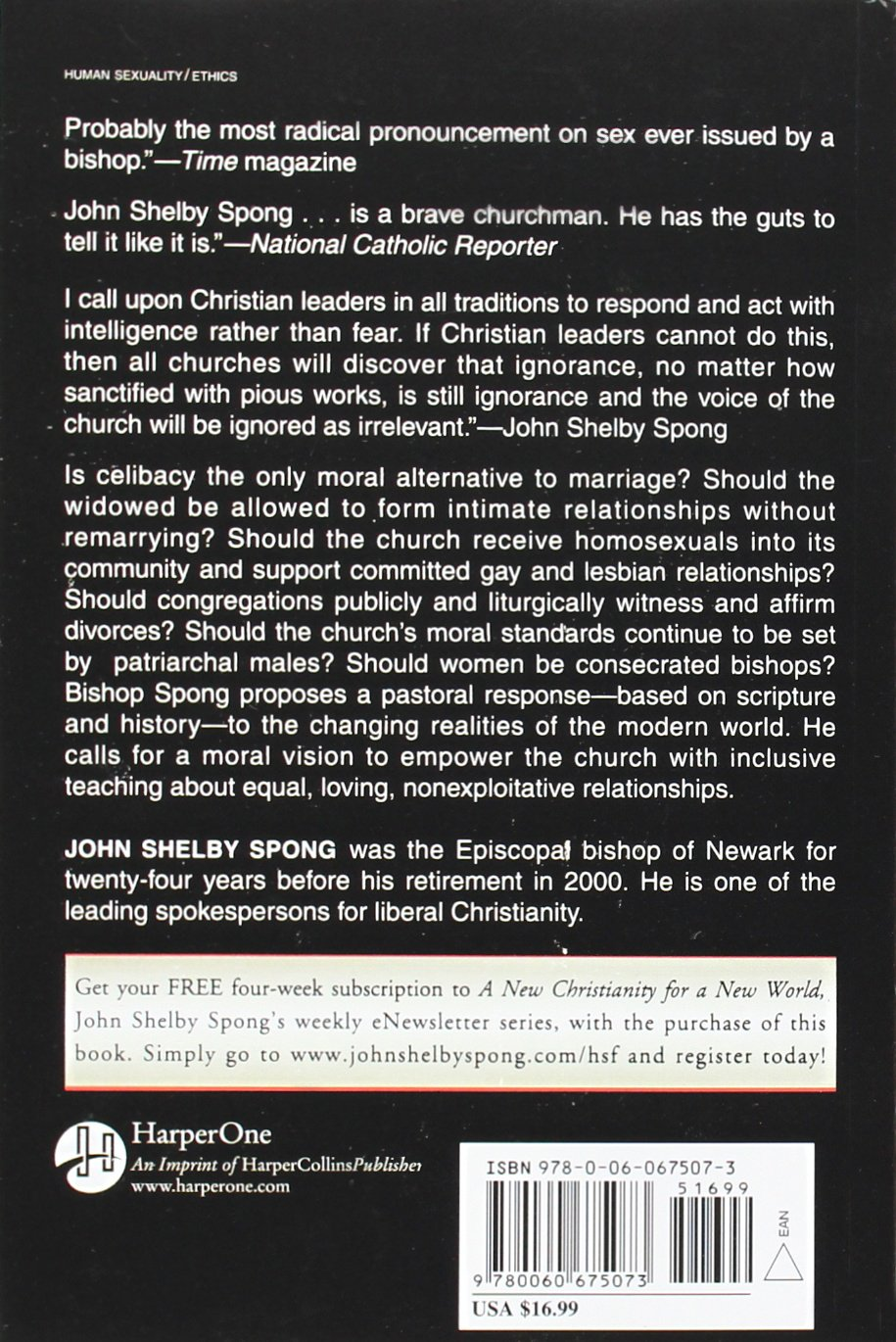 Human Sexuality And Christianity