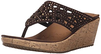 da14f1a05288 Skechers Cali Women s Womens Vinyasa - Beweave It Brown Size  7 B(M)