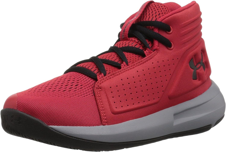 Petición Llorar vitalidad  Amazon.com: Under Armour - Zapatillas de baloncesto para niño: Shoes