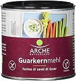 Arche Guarkernmehl 125g -Jetzt Bio-  Bio Backzutat, 2er Pack (2 x 125 g)