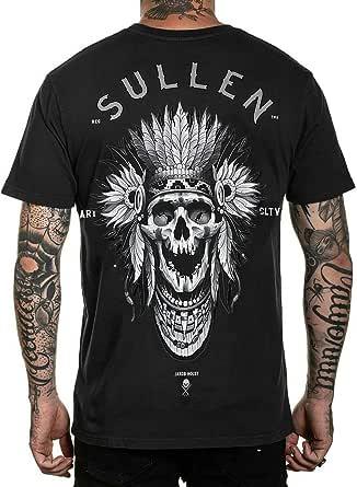 Sullen Men's Holst Badge Short Sleeve T Shirt