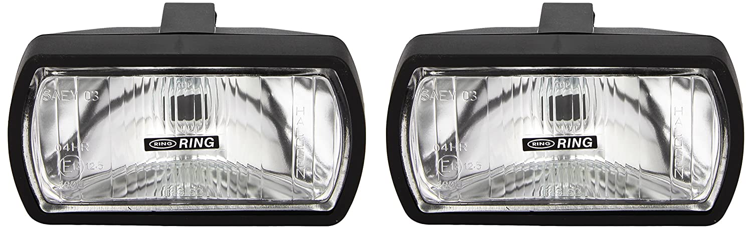 Ring Automotive RL022 Rectangular Lamps Driving Twin Set Ring Automotive Ltd.