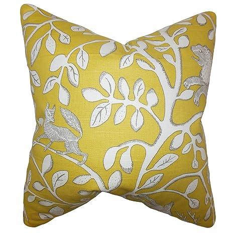 Amazon.com: La almohada Collection Honorine Floral almohada ...