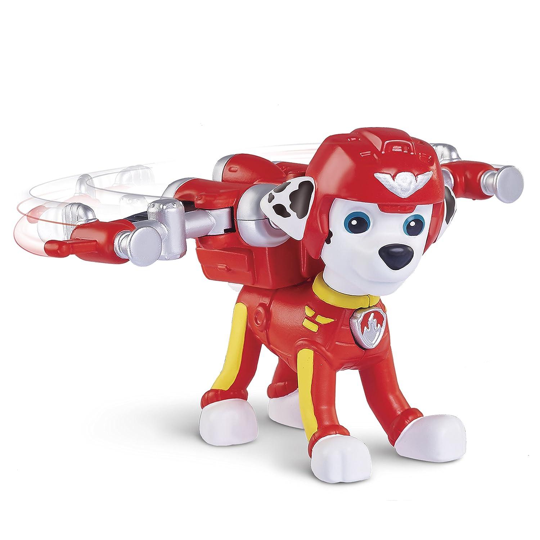 Noddy Paw Patrol-Action Pup Squadra Intervento Aereo, Modelli Assortiti, 6027031 Spin Master