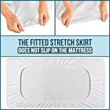 Сrib Mattress Protector – Soft Comfortable