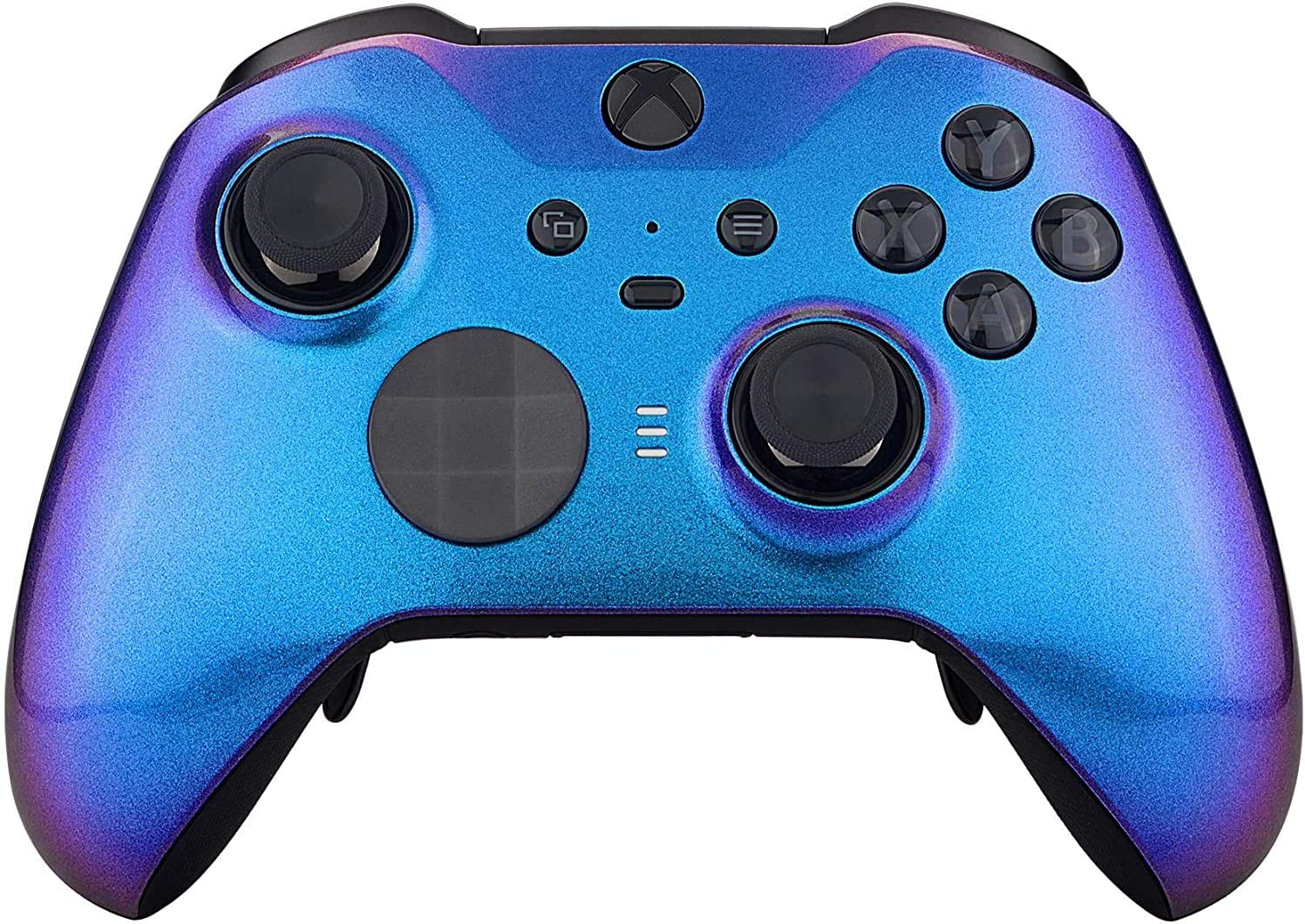 Elite Series 2 Controller Modded - Custom 7 Watts Pro Rapid Fire Mod - for Xbox One Series X S Wireless & Wired PC Gaming - Comet Strike