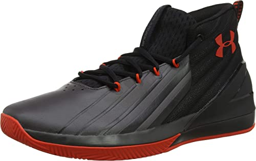 Ua Lockdown 3 Basketball Shoes