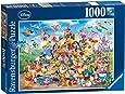 Disney Carnival Multicha - 1000 pièces puzzle