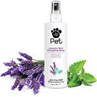 John Paul Pet Lavender Mint Detangling Spray for Dogs and Cats, Soothes Moisturizes and Replenishes Dry Unruly Fur, Non…