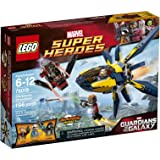 LEGO Superheroes 76019 Starblaster Showdown Building Set (Discontinued by manufacturer)