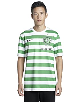 Nike Camiseta de Fútbol CFC Verde/Blanco L