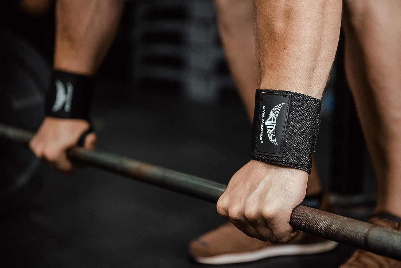 Debra eût Gym Gants Ajustée weighlifting Gants Avec Réglable Bracelet Wrap