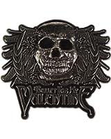 Bullet For My Valentine - Skull Crest Baseball-Mütze in Grau / Schwarz