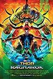 Amazon Price History for:Thor Ragnarok Poster 24x36 inches Thor Loki Hela Valkyrie Hulk