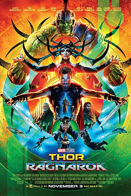 Summer Reading Club - Movie - Thor: Ragnarok @ Cranbrook Public Library
