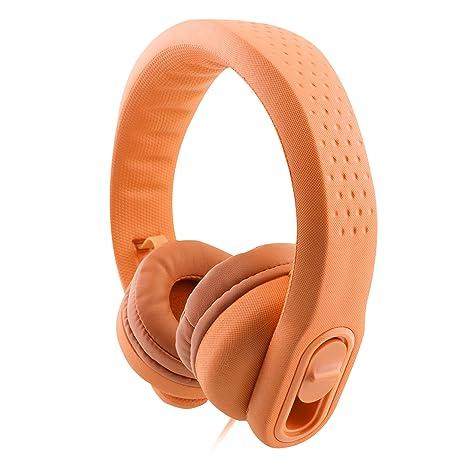 Auriculares de Diadema con micrófono para niños,Auriculares infantiles,Cascos para niños,Cascos