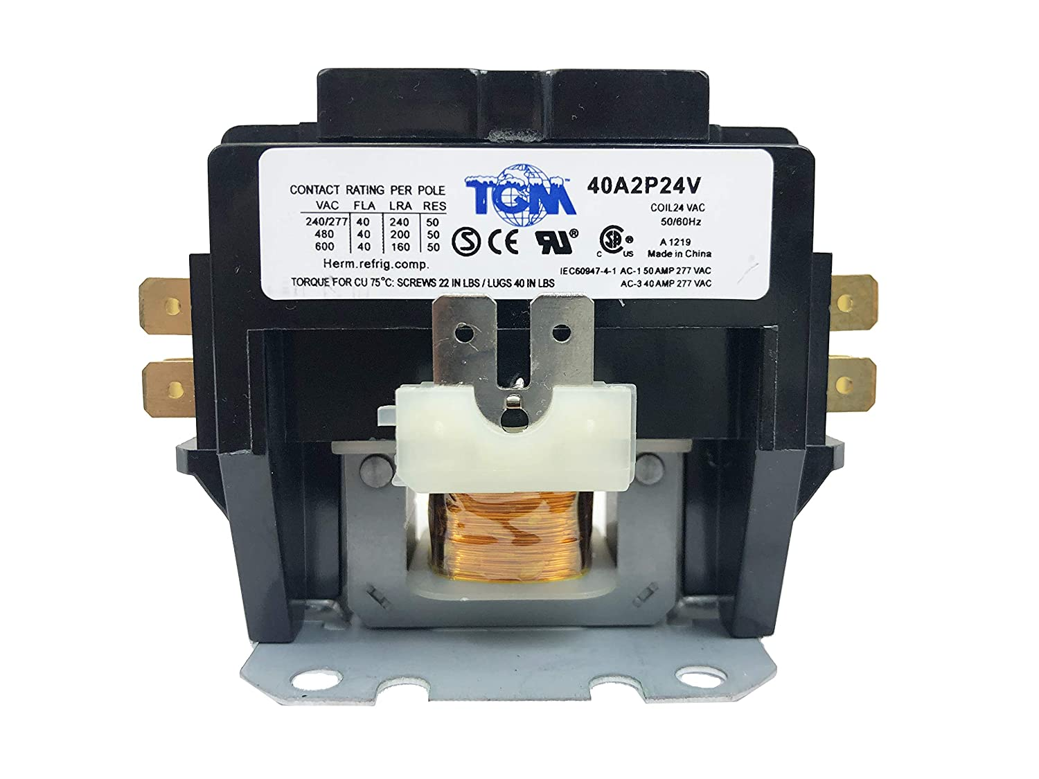 The Best Contactor General Electric Cl04