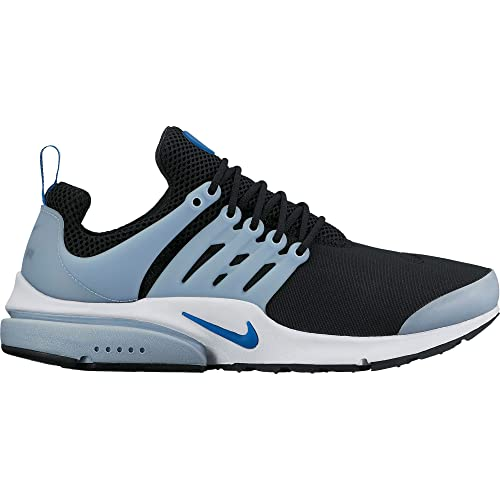 26046484e0a8 Nike Men s Air Presto Essential Black Blue Jay 848187-016 (SIZE  9)  Buy  Online at Low Prices in India - Amazon.in