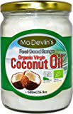 Ma Devlin's 100 Percent Organic Virgin Coconut Oil 500 ml