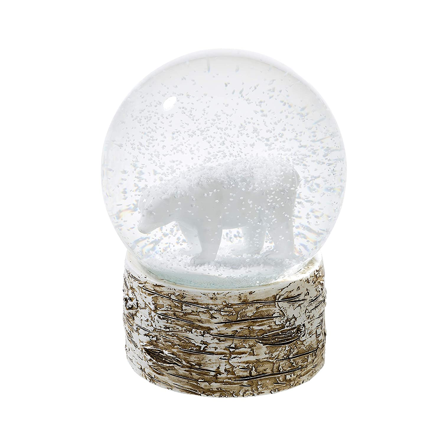 Talking Tables Snow Globe | Christmas Ornament | Christmas Snow Globe | Polar Bear NORDIC-SNOWGLOBE