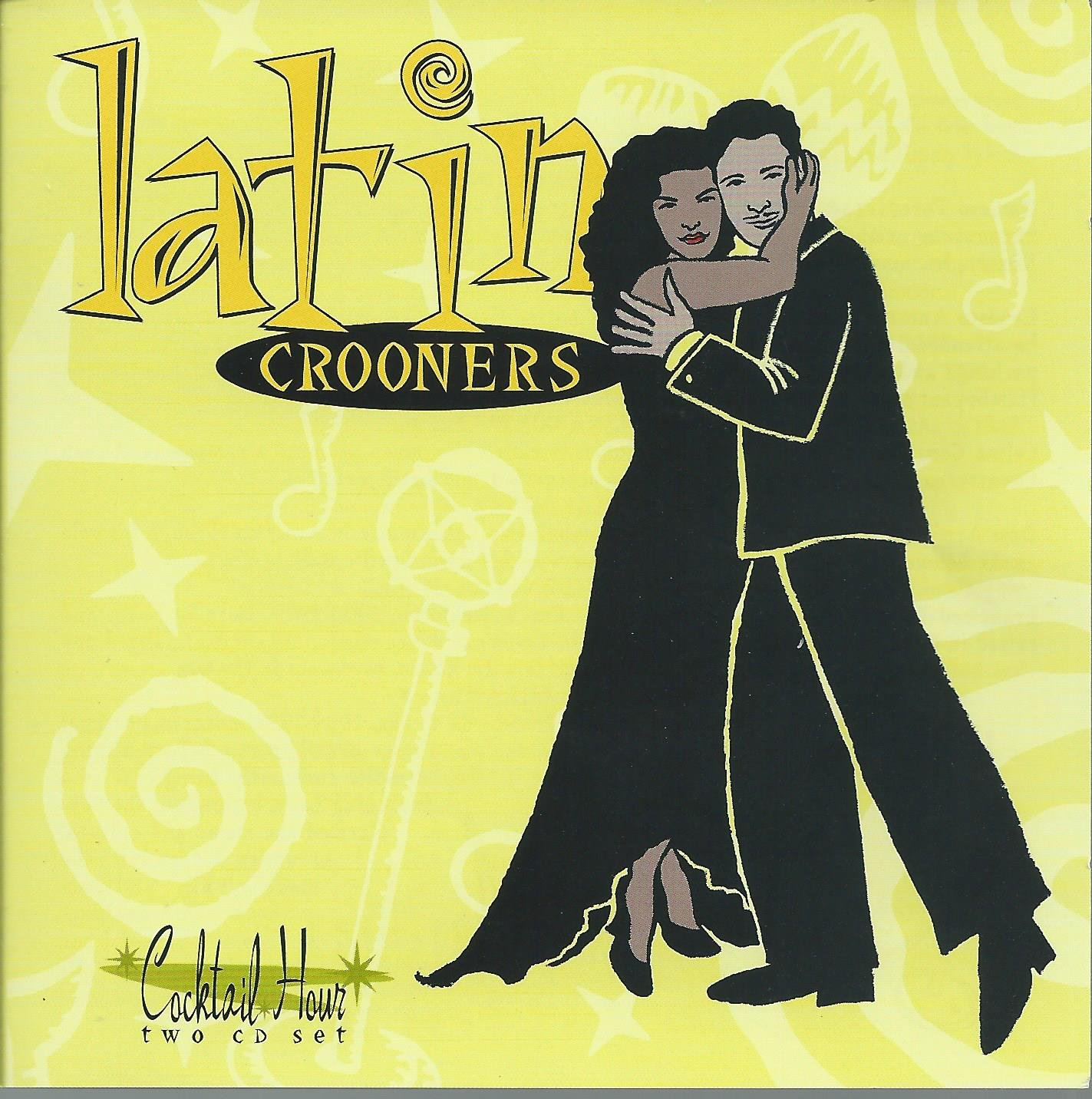 Latin Limited Special Price Crooners Hour Cocktail Max 62% OFF