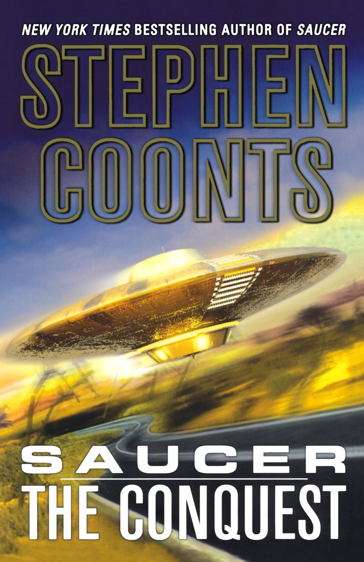 Saucer: The Conquest ebook