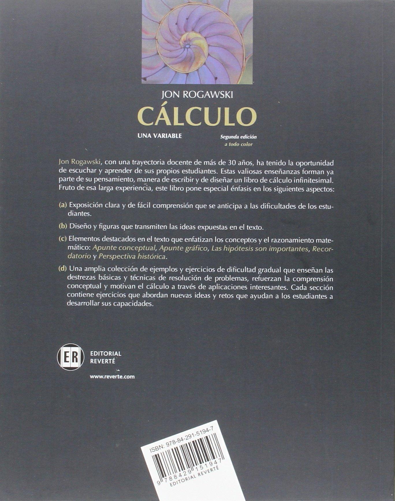 systema spetsnaz manual pdf best of jon rogawski calculo Array - calculo  una variable 2 ed jon rogawski 9788429151947 amazon ...