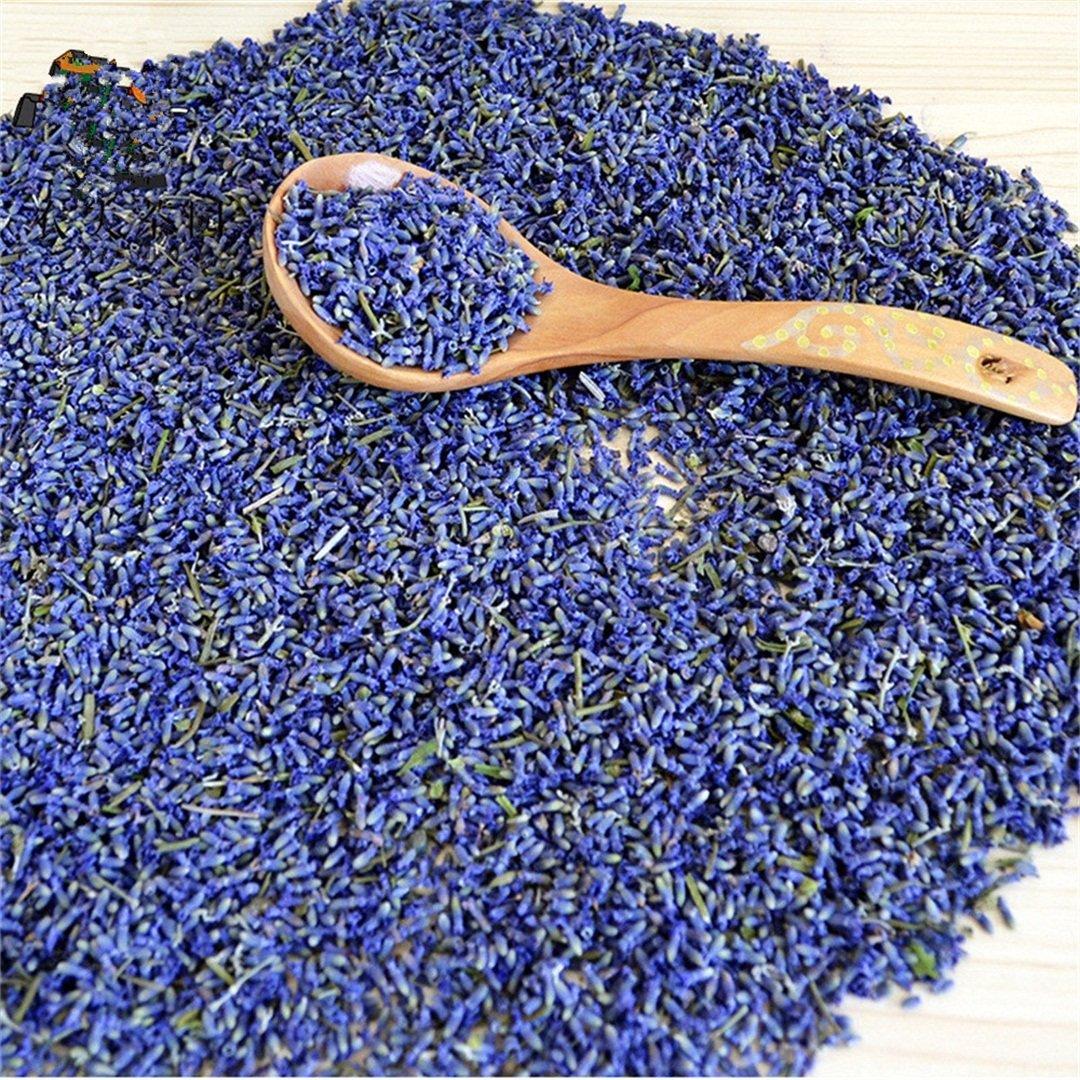 1 Pound Fragrant Blue Lavender Dried Lavander Buds Sachets Dry Flowers Herb by ReginayouCBJ (Image #2)