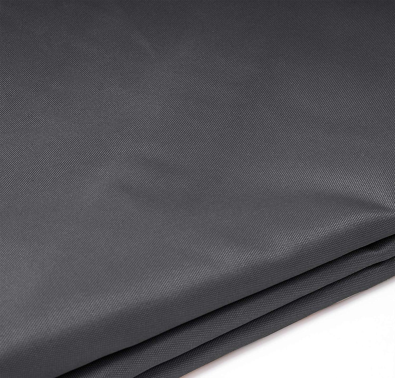WOLTU Sonnensegel Dreieck 3x3x4,25m Creme wasserabweisend Sonnenschutz Polyester Windschutz mit UV Schutz f/ür Garten Terrasse Camping