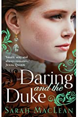 Daring and the Duke (The Bareknuckle Bastards Book 3) Kindle Edition