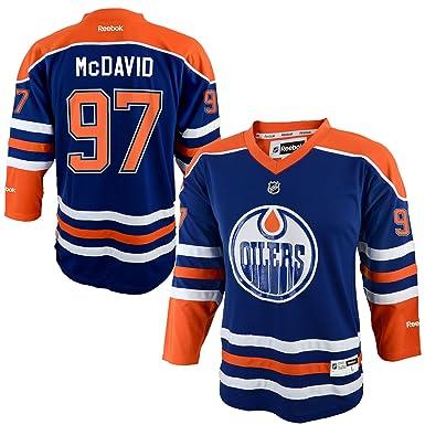 Image Unavailable. Image not available for. Color  Connor McDavid Edmonton  Oilers Blue Infants 12M-24M Reebok Home Replica Jersey 7a0d808c2