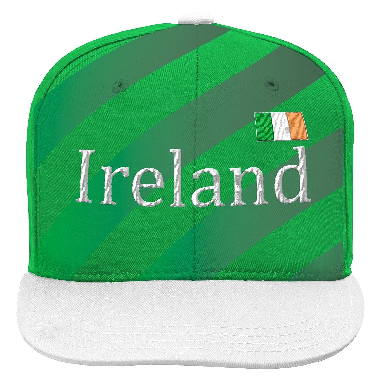 Outerstuff Team Ireland World Cup - Gorra de fútbol con Visera ...