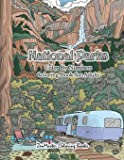National Parks Color By Numbers Coloring Book for Adults: An Adult Color By Numbers Coloring Book of National Parks With…