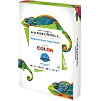 Hammermill Cardstock, Premium Color Copy, 80 lb, 11 x 17 - 1 Pack (250 Sheets) - 100 Bright, Made in the USA Card Stock