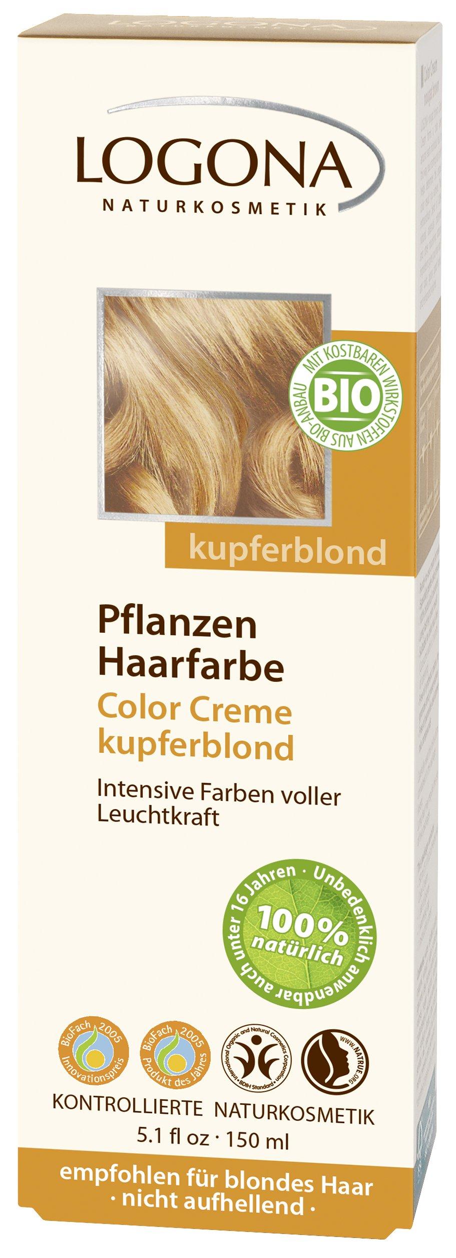 Amazon.com : Logona Herbal Hair Color Sahara, 100 Gram