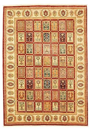 Nain Trading Arijana Bakhtiari 243x174 Orientteppich Teppich Beige