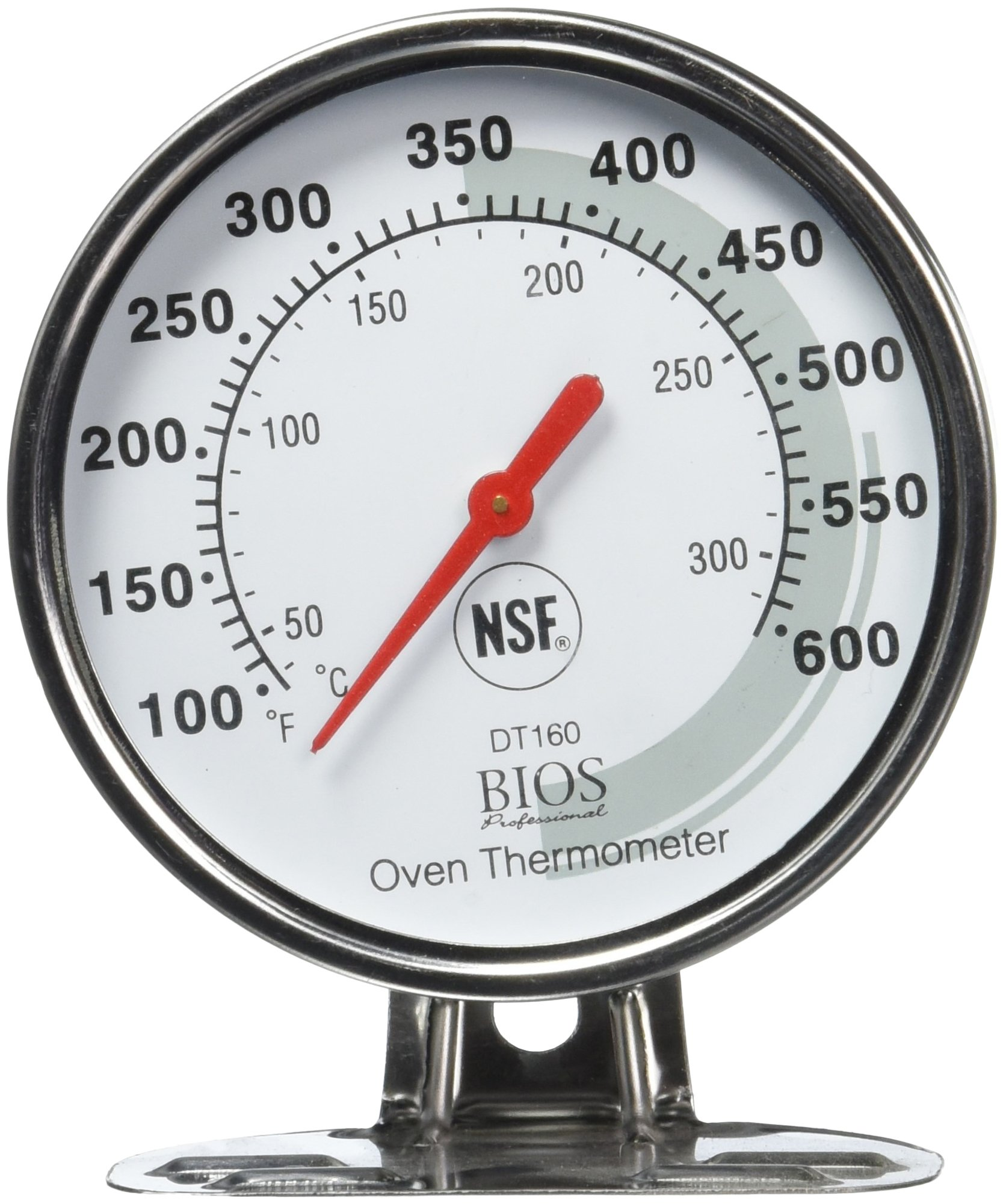 BIOS Professional Oven Thermometer, White