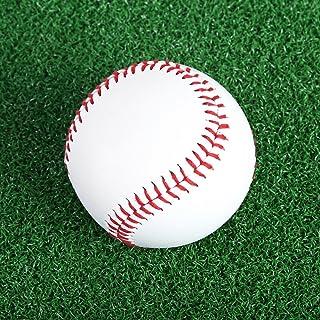 RightChoice2018, Palla da Baseball, per Allenamento, Sport all'Aria Aperta, Colore Bianco, 7 cm