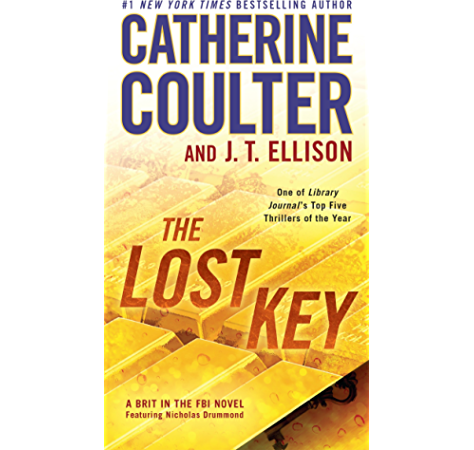 Amazon Com The Lost Key A Brit In The Fbi Book 2 Ebook Coulter Catherine Ellison J T Kindle Store