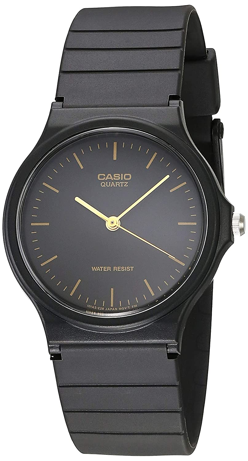 5a0dda4f552 Amazon.com  Casio Men s MQ24-1E Black Resin Watch  Casio  Watches